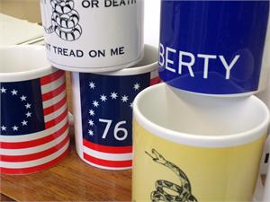 Historic Flag Mug Sets