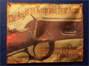 Keep and Bear Arms Banner