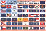 Diagram 50 state flags